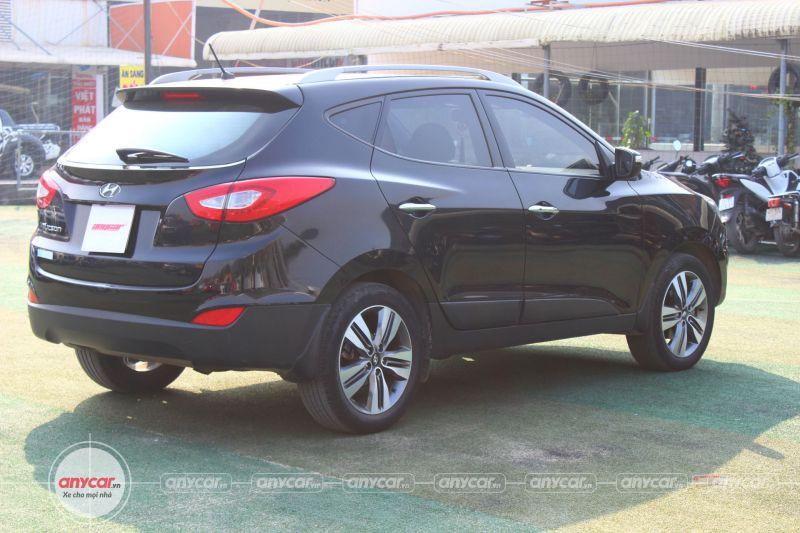Hyundai Tucson AT 2014 - 4