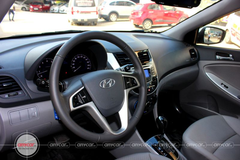 Hyundai Accent AT 2014 - 14