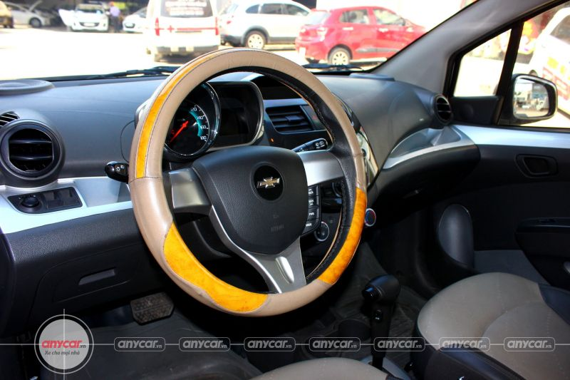 Chevrolet Spark LTZ 1.0AT 2015 - 9