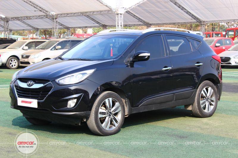 Hyundai Tucson AT 2014 - 3