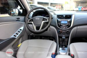 Hyundai Accent AT 2014 - 22