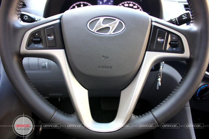 Hyundai Accent AT 2014 - 16