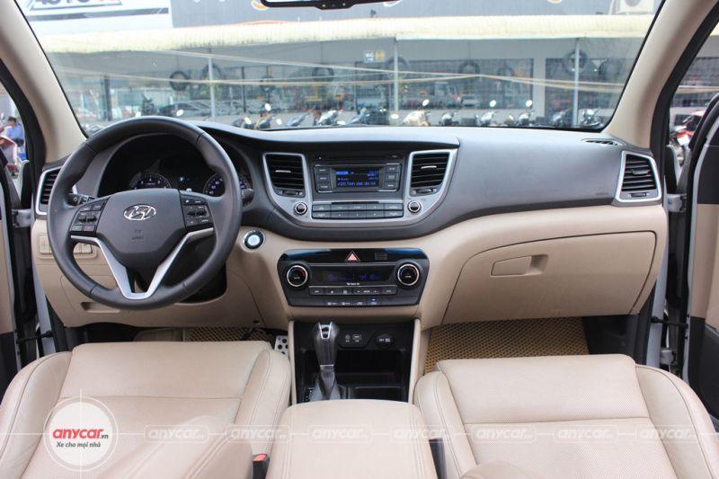Hyundai Tucson AT 2015 - 10