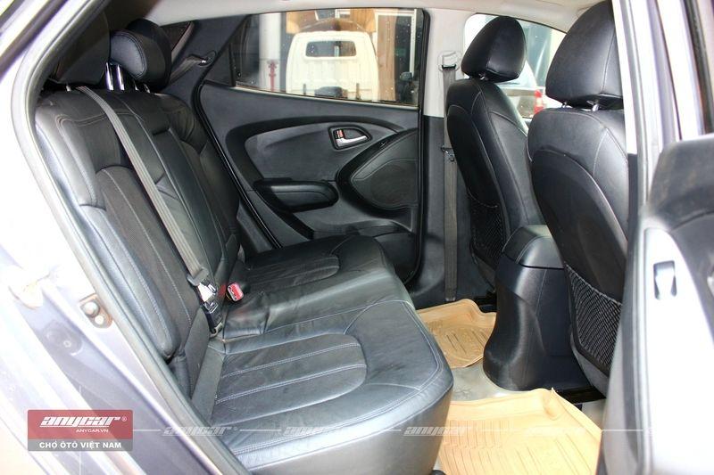 Hyundai Tucson AT 2011 - 1