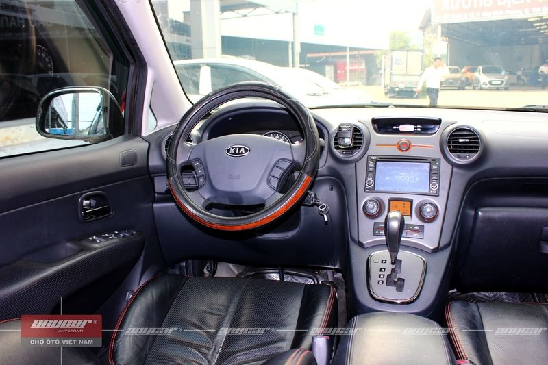 Kia Carens SX 2.0AT 2013 - 25