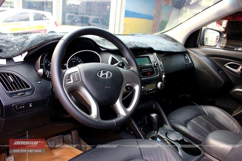 Hyundai Tucson AT 2011 - 9