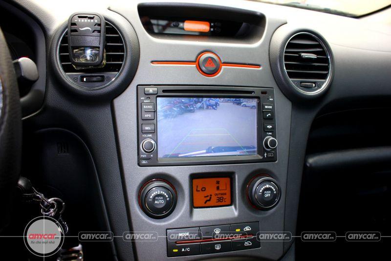 Kia Carens SX 2.0AT 2013 - 18