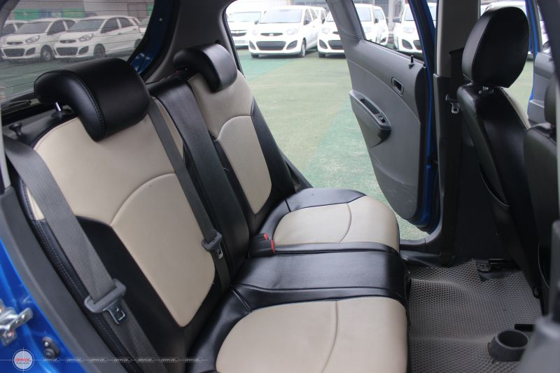 Chevrolet Spark MT 2015 - 9