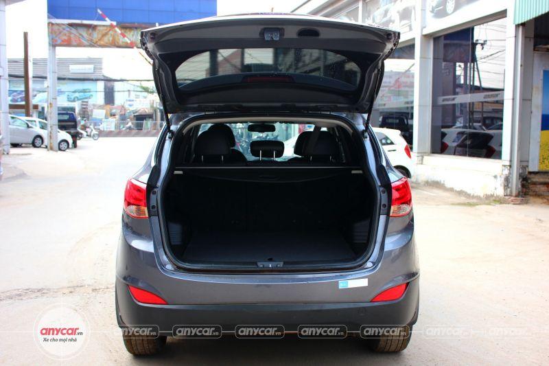 Hyundai Tucson AT 2011 - 3