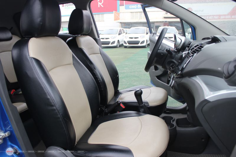 Chevrolet Spark MT 2015 - 8