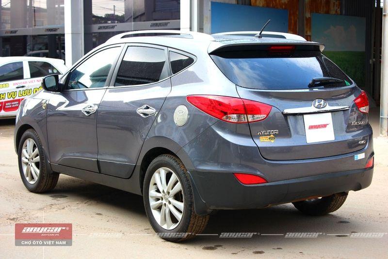 Hyundai Tucson AT 2011 - 23