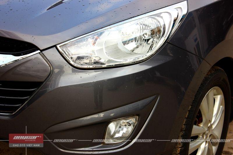 Hyundai Tucson AT 2011 - 26