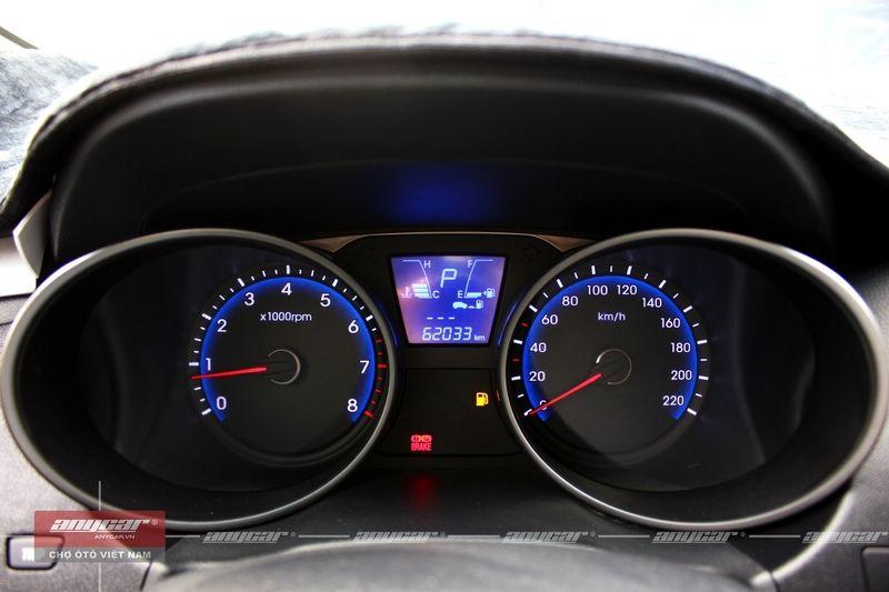 Hyundai Tucson AT 2011 - 7
