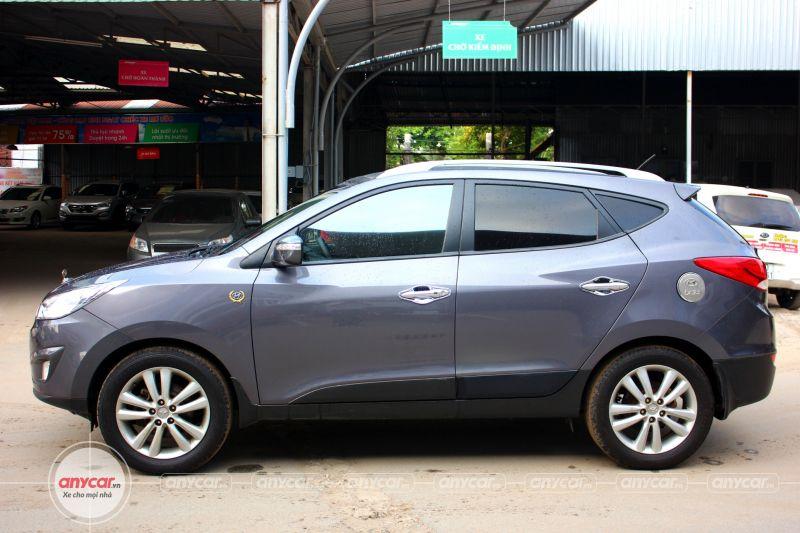 Hyundai Tucson AT 2011 - 22