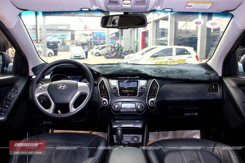 Hyundai Tucson AT 2011 - 12