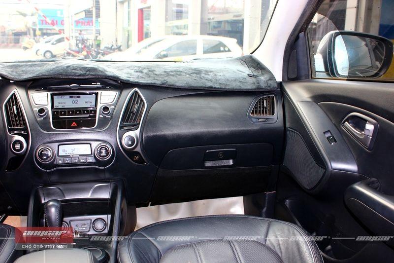 Hyundai Tucson AT 2011 - 10