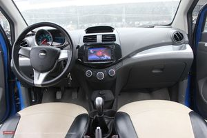 Chevrolet Spark MT 2015 - 10