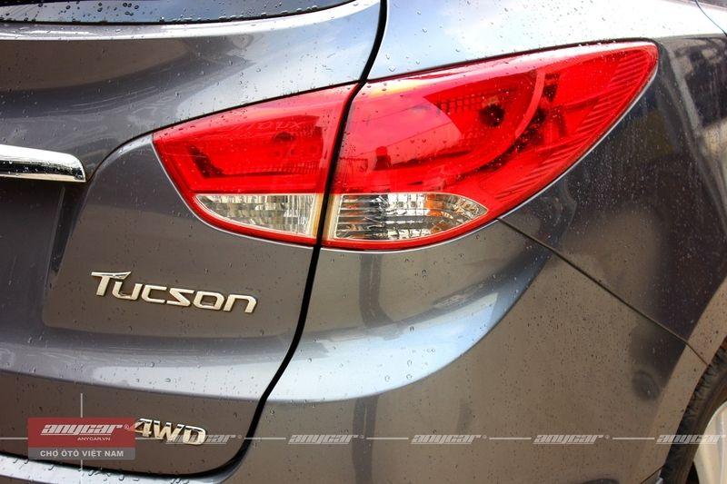 Hyundai Tucson AT 2011 - 28