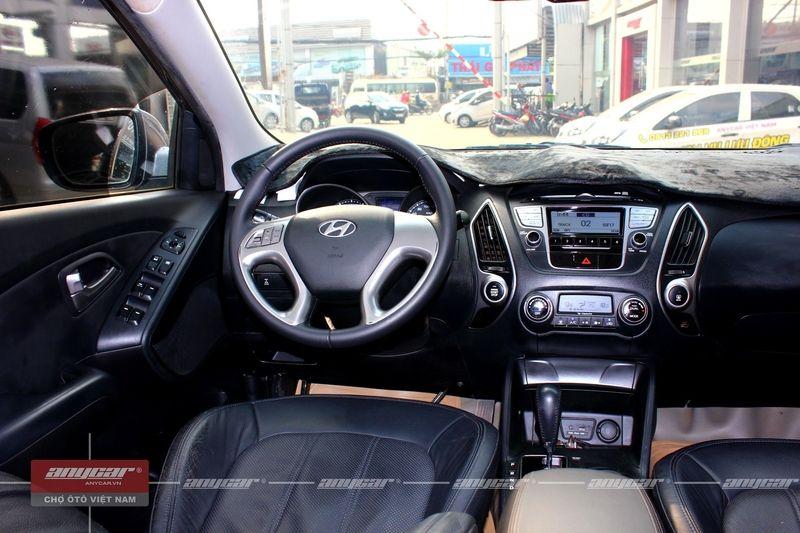 Hyundai Tucson AT 2011 - 13