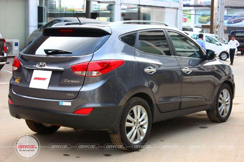Hyundai Tucson AT 2011 - 25