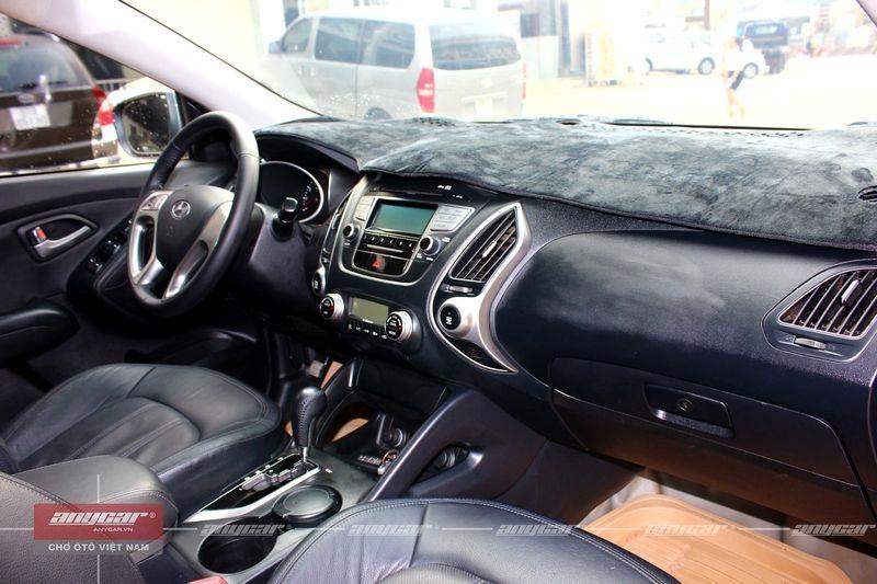 Hyundai Tucson AT 2011 - 2