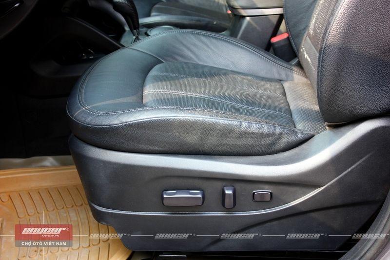 Hyundai Tucson AT 2011 - 8