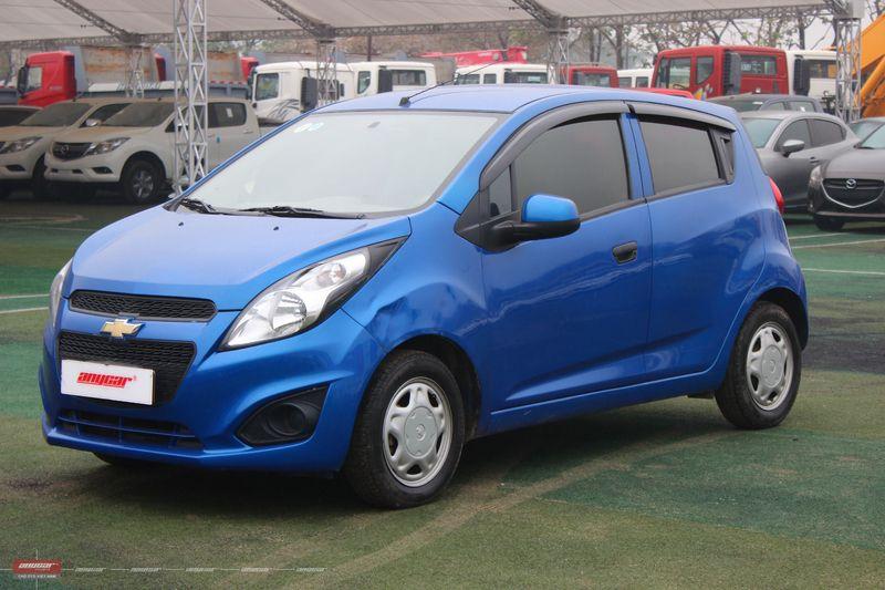 Chevrolet Spark MT 2015 - 4