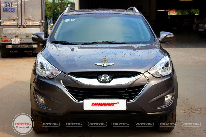 Hyundai Tucson AT 2011 - 20