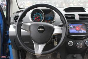 Chevrolet Spark MT 2015 - 13