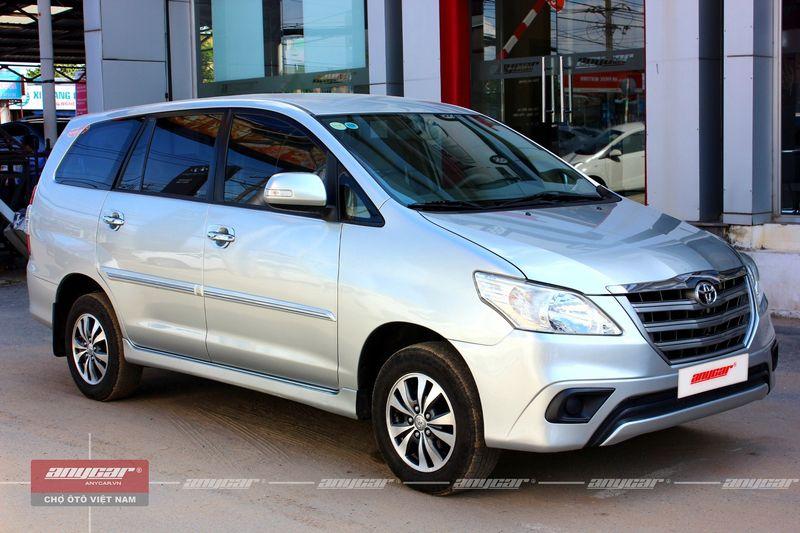 Toyota Innova MT 2015 - 1