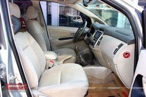 Toyota Innova MT 2015 - 7