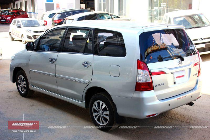 Toyota Innova MT 2015 - 4