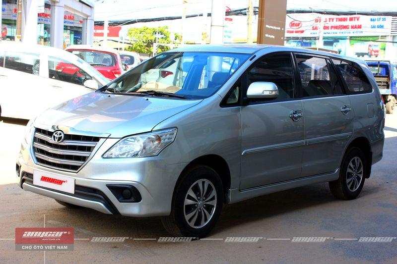 Toyota Innova MT 2015 - 3