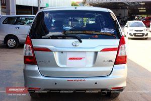 Toyota Innova MT 2015 - 5