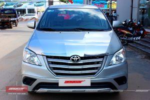 Toyota Innova MT 2015 - 2