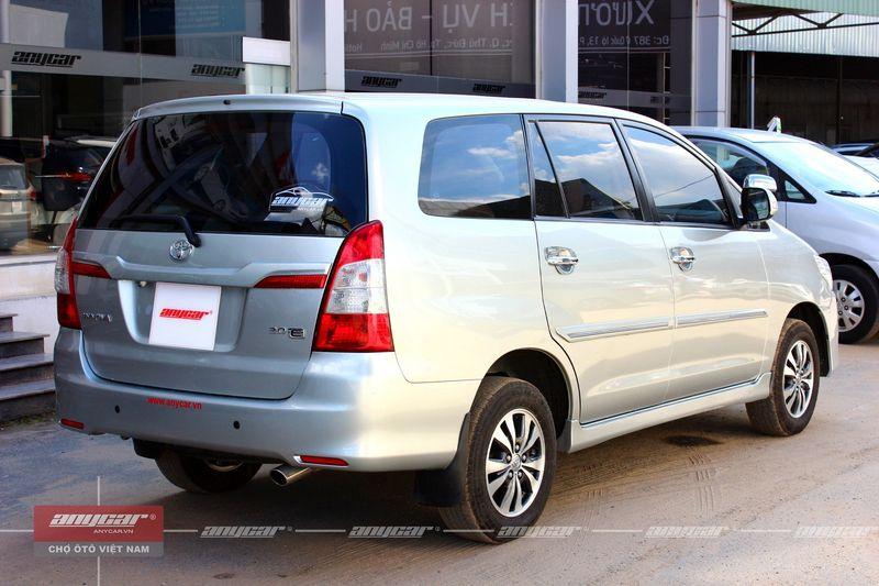 Toyota Innova MT 2015 - 6