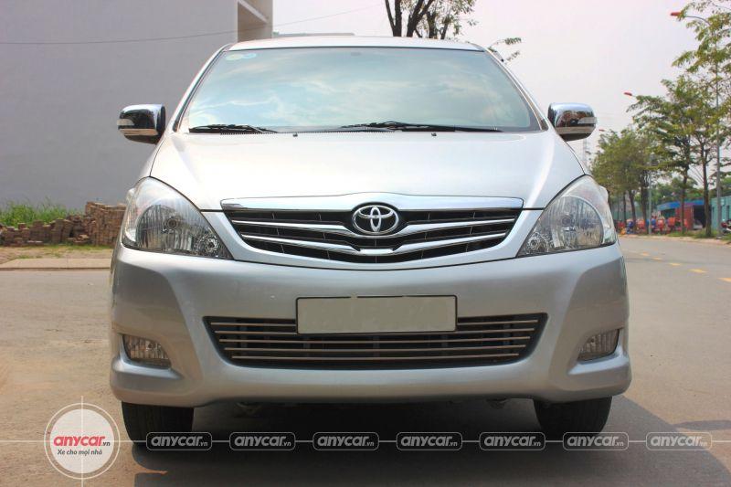 Toyota Innova AT 2008 - 4