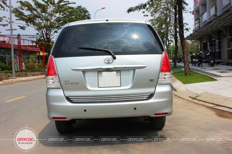 Toyota Innova AT 2008 - 7