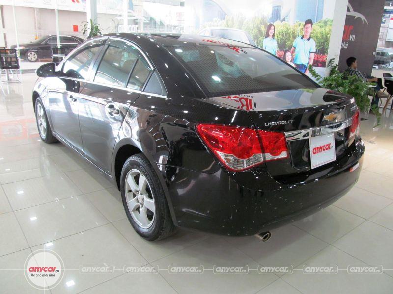 Chevrolet Cruze MT 2014 - 7