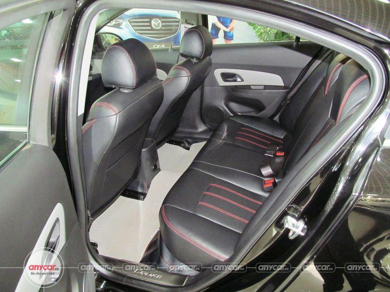 Chevrolet Cruze MT 2014 - 16