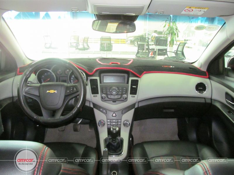 Chevrolet Cruze MT 2014 - 15