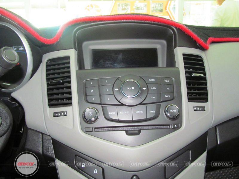 Chevrolet Cruze MT 2014 - 10