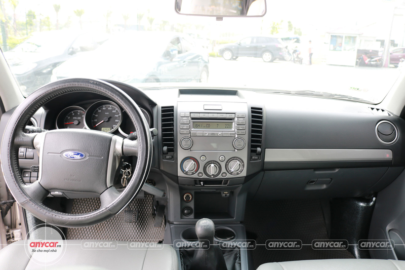 Ford Everest 2.5MT 2015