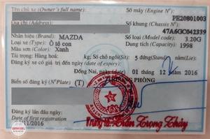 Mazda 3 2.0AT 2016 - 25