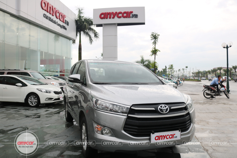 Toyota Innova E 2.0MT 2016