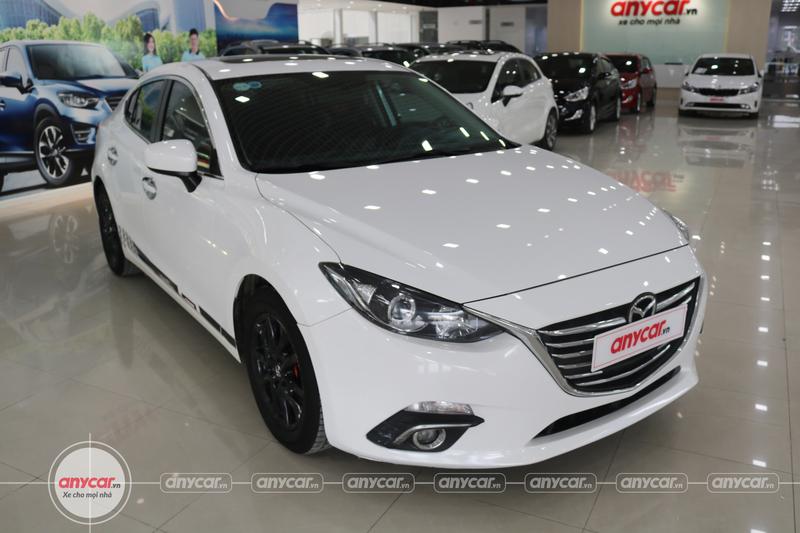 Mazda 3   1.5AT 2017