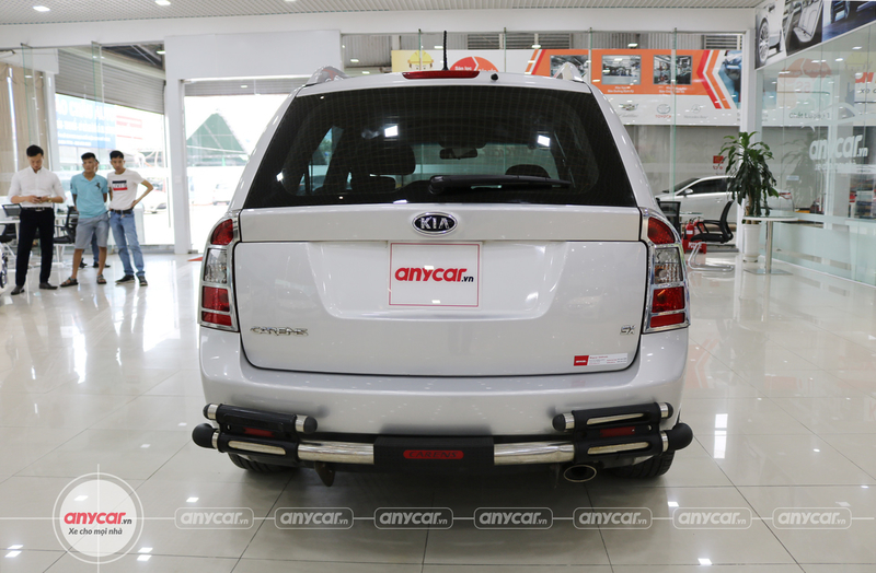 Kia Carens 2.0MT 2012