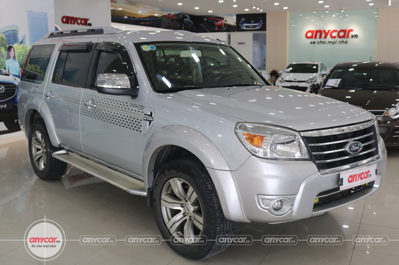 Ford Everest Limited 2.5AT 2011