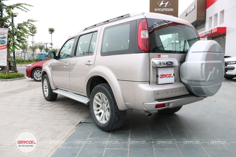 Ford Everest 2.5MT 2014 - 7