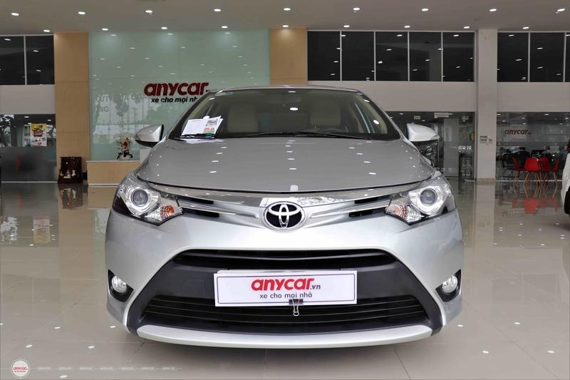 Toyota Vios G 1.5AT 2017 - 2